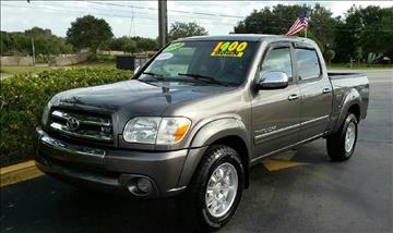 2006 Toyota Tundra for sale at GP Auto Connection Group in Haines City FL