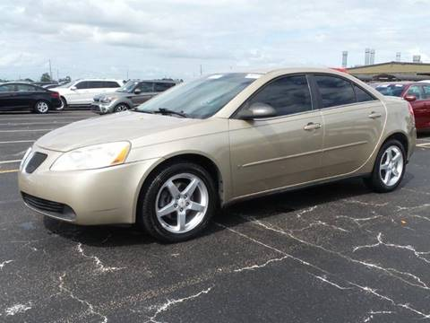 2007 Pontiac G6 for sale at GP Auto Connection Group in Haines City FL