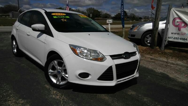 2013 Ford Focus for sale at GP Auto Connection Group in Haines City FL