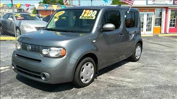 2011 Nissan cube for sale at GP Auto Connection Group in Haines City FL