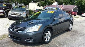 2010 Nissan Altima for sale at GP Auto Connection Group in Haines City FL