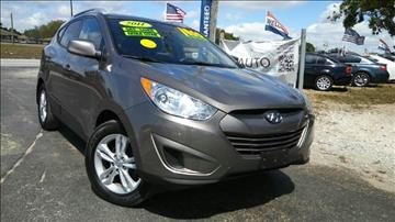 2011 Hyundai Tucson for sale at GP Auto Connection Group in Haines City FL