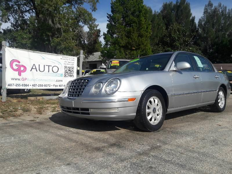 2005 Kia Amanti for sale at GP Auto Connection Group in Haines City FL