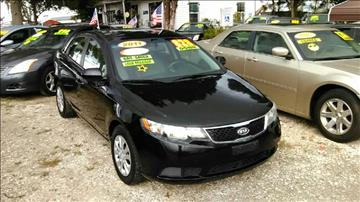 2011 Kia Forte for sale at GP Auto Connection Group in Haines City FL