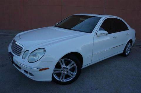 2006 mercedes benz e class for sale in houston tx for Mercedes benz for sale in houston