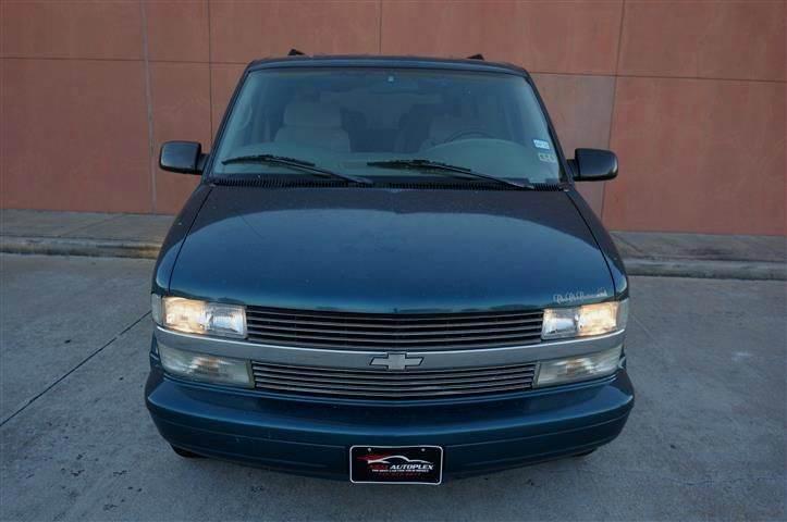 1998 Chevrolet Astro CHOO CUSTOMS CONVERSION VAN In Houston