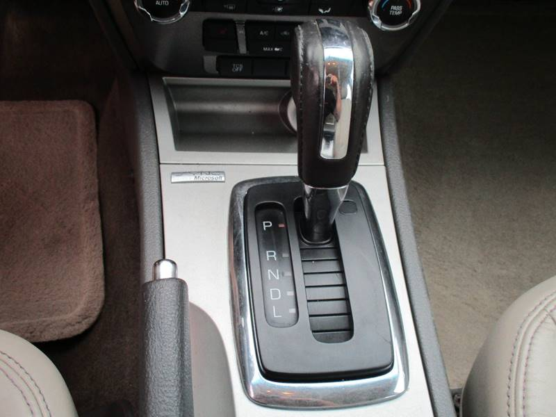 2012 Ford Fusion SEL 4dr Sedan - Hutchinson KS