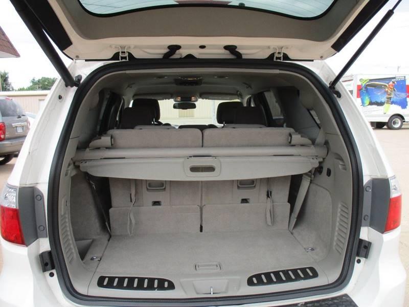 2012 Dodge Durango AWD Crew 4dr SUV - Hutchinson KS