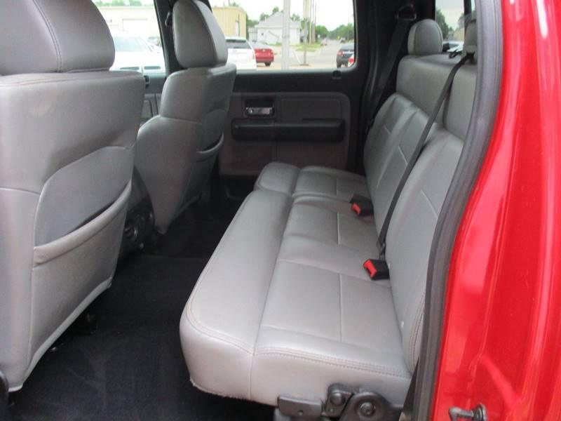 2006 Ford F-150 FX4 4dr SuperCrew 4WD Styleside 6.5 ft. LB - Hutchinson KS