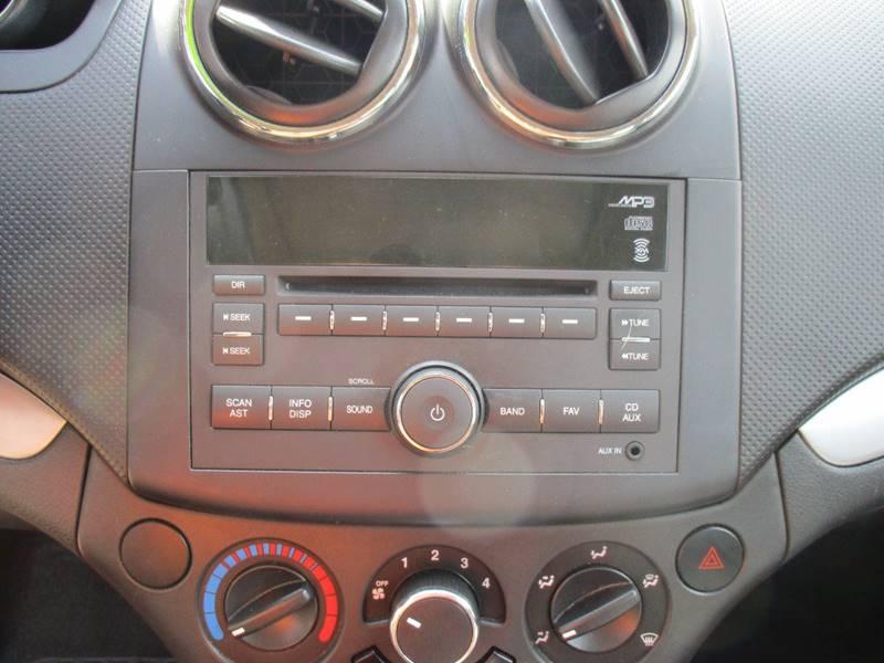 2009 Pontiac G3 4dr Hatchback - Hutchinson KS