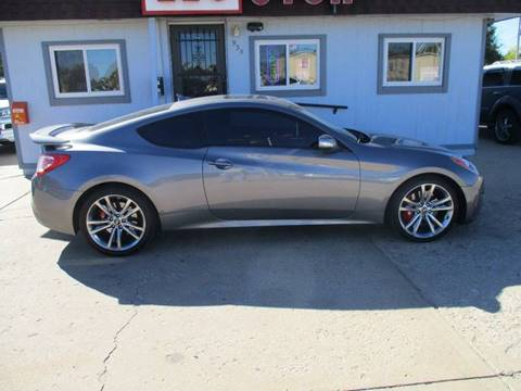 2010 Hyundai Genesis Coupe for sale in Hutchinson, KS