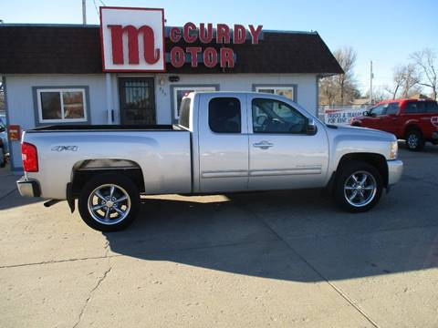 used 2010 chevrolet silverado 1500 for sale in kansas
