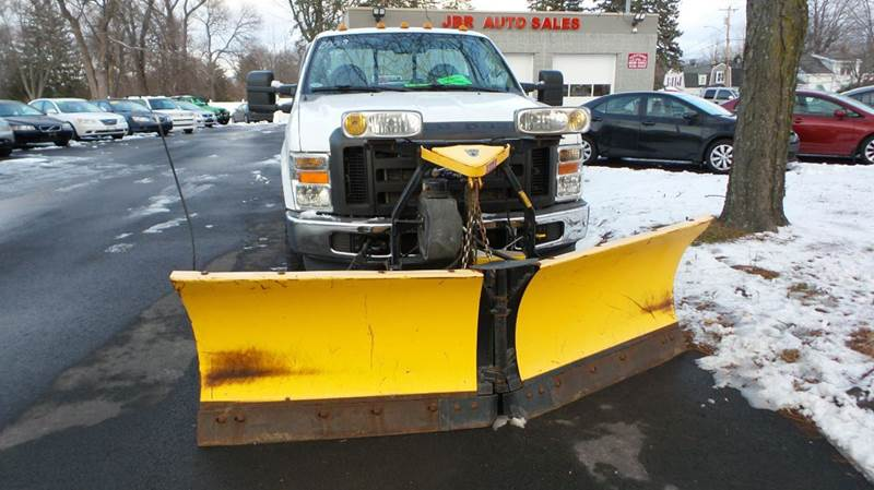 2008 Ford F-250 Super Duty for sale at JBR Auto Sales in Albany NY