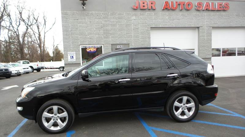 2008 Lexus RX 350 for sale at JBR Auto Sales in Albany NY