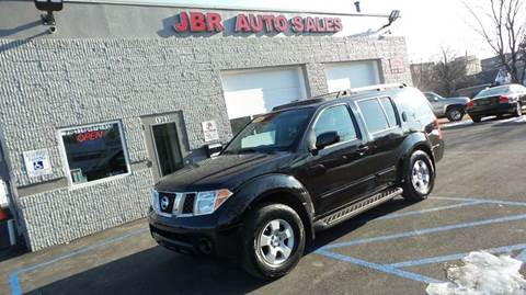 2006 Nissan Pathfinder for sale at JBR Auto Sales in Albany NY
