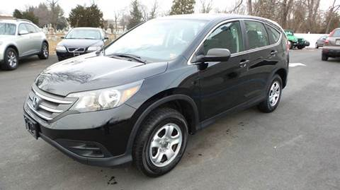 2014 Honda CR-V for sale at JBR Auto Sales in Albany NY