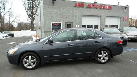 2004 Honda Accord for sale at JBR Auto Sales in Albany NY