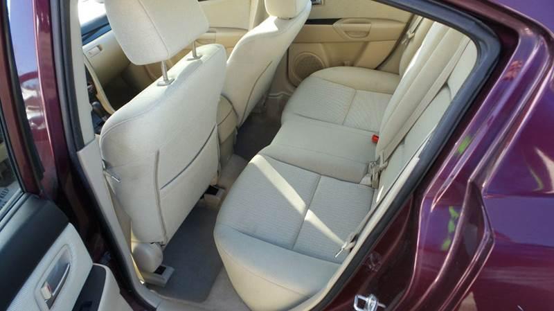 2008 Mazda MAZDA3 i Touring 4dr Sedan 4A - Albany NY