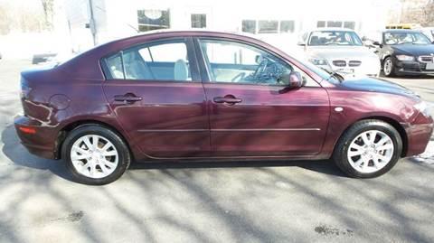 2008 Mazda MAZDA3 for sale at JBR Auto Sales in Albany NY