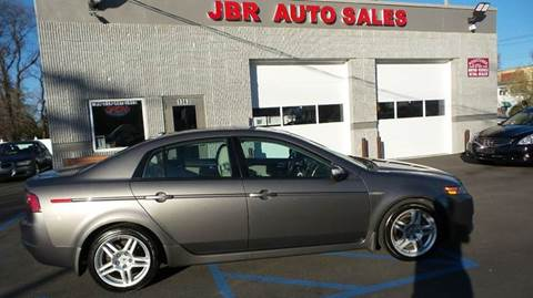2008 Acura TL for sale at JBR Auto Sales in Albany NY