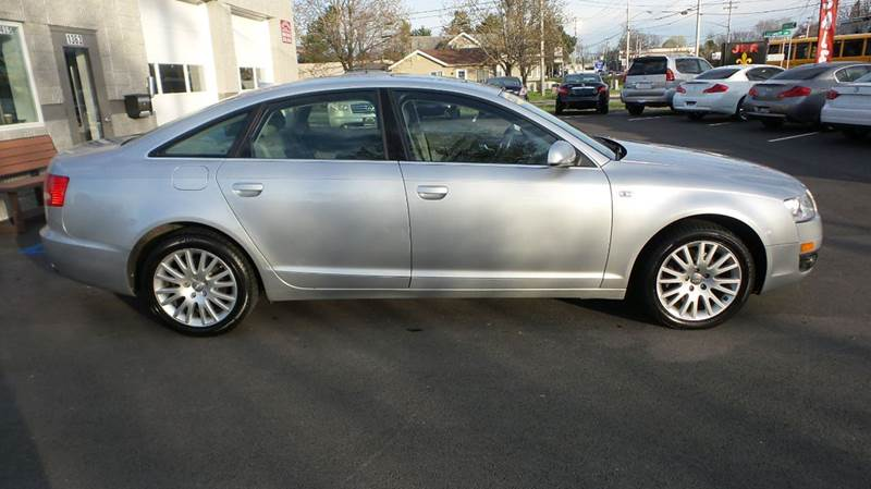2007 audi a6 awd 3 2 quattro 4dr sedan in albany ny jbr auto sales. Black Bedroom Furniture Sets. Home Design Ideas