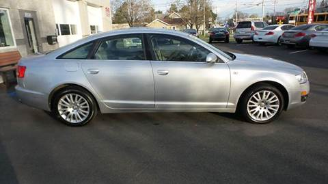 2007 Audi A6 for sale at JBR Auto Sales in Albany NY