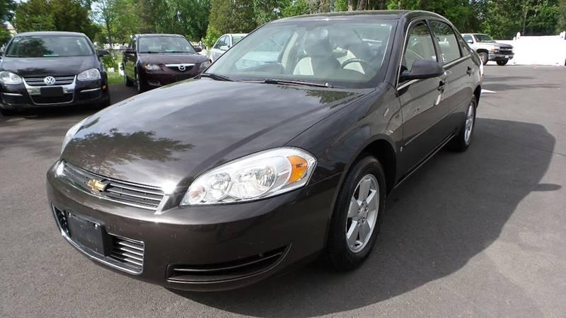 2008 Chevrolet Impala for sale at JBR Auto Sales in Albany NY