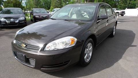 2008 Chevrolet Impala for sale at JBR Auto Sales in Albany NY