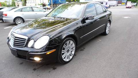 2008 Mercedes-Benz E-Class for sale at JBR Auto Sales in Albany NY