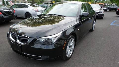 2008 BMW 5 Series for sale at JBR Auto Sales in Albany NY