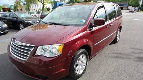 2009 Chrysler Town and Country for sale at JBR Auto Sales in Albany NY