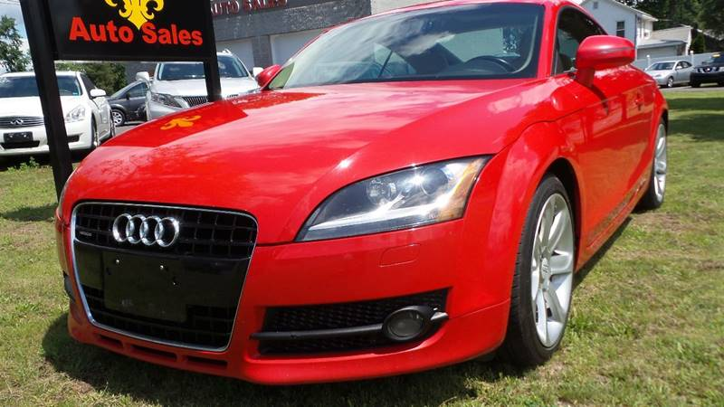 2008 Audi TT for sale at JBR Auto Sales in Albany NY