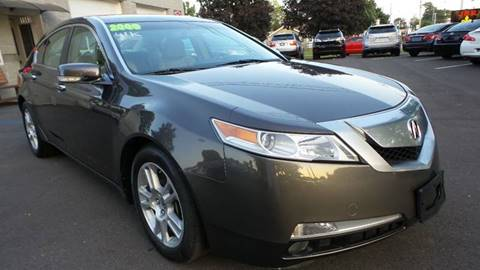 2009 Acura TL for sale at JBR Auto Sales in Albany NY