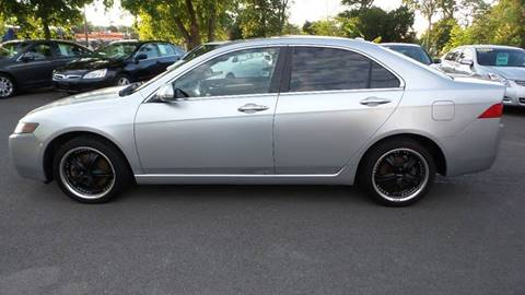 2005 Acura TSX for sale at JBR Auto Sales in Albany NY