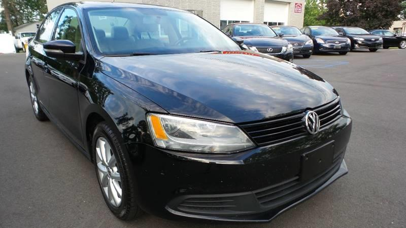 2012 Volkswagen Jetta SE PZEV 4dr Sedan 5M w/ Convenience and Sunroof - Albany NY