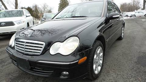 2006 Mercedes-Benz C-Class for sale at JBR Auto Sales in Albany NY