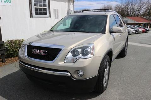 2011 GMC Acadia for sale in Graham, NC