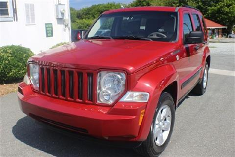 2010 Jeep Liberty for sale in Graham, NC