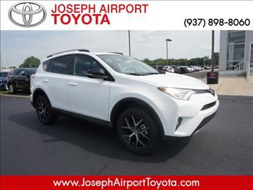 2017 Toyota RAV4 for sale in Vandalia, OH