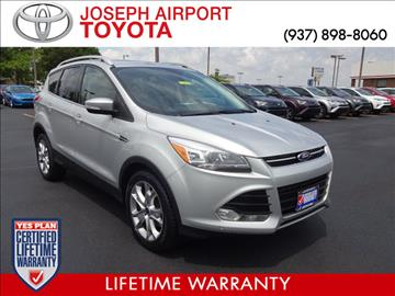 2014 Ford Escape for sale in Vandalia, OH