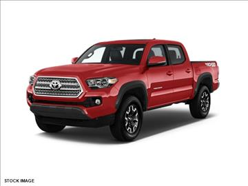 2017 Toyota Tacoma for sale in Vandalia, OH