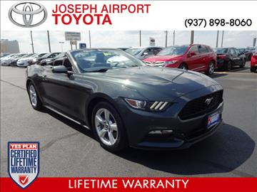 2015 Ford Mustang for sale in Vandalia, OH