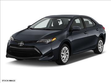 2017 Toyota Corolla for sale in Vandalia, OH