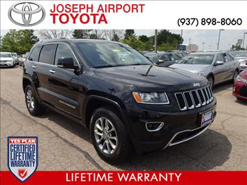 2014 Jeep Grand Cherokee for sale in Vandalia, OH