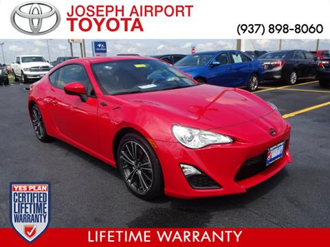 2016 Scion FR-S for sale in Vandalia, OH