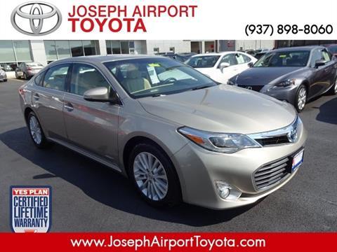 2014 Toyota Avalon Hybrid for sale in Vandalia, OH