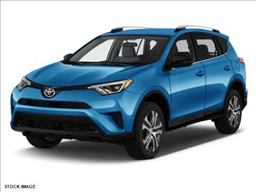 2017 Toyota RAV4 for sale in Vandalia, OH
