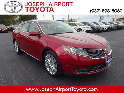 2013 Lincoln MKS for sale in Vandalia, OH
