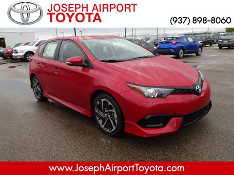 2018 Toyota Corolla iM for sale in Vandalia, OH
