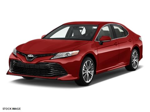 2018 Toyota Camry Hybrid for sale in Vandalia, OH